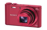 DSC-WX300/R Cyber-shot Digital Camera WX300