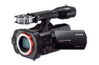NEX-VG900 Full-Frame Interchangeable Lens Camcorde