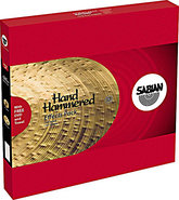 HH Effects Cymbal Pack with Free DVD and Towel