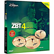 Zildjian ZBT 4 Cymbal Set with 13   Hats