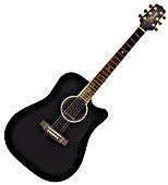 EG361SC Acoustic-Electric Guitar