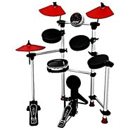 SMI-1458 Electronic Drum Set