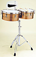 TTI-1415AC Antique Copper Timbales