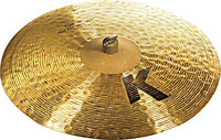 Zildjian K Custom High Definition Ride Cymbal 22