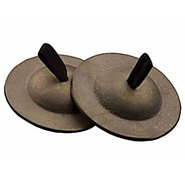 02 Finger Hand Cymbals Pair