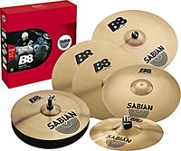 B8 Super Cymbal Set