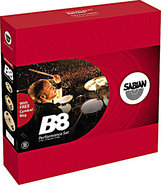B8 Performance Cymbal Set