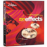 ZXT Effects Cymbal Set