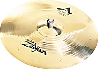 A Custom Sizzle Ride Cymbal with 6 Rivets