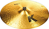 Zildjian K Dark Medium Ride Cymbal 22