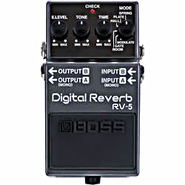 RV-5 Digital Reverb Effects Pedal