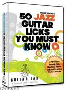 50 Jazz Licks DVD Video
