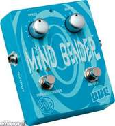 Mind Bender Vibrato and Chorus Pedal