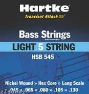 HSB545 Bass Strings (5-String)