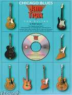 Chicago Blues Jam Trax Guitar Book/CD