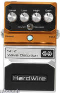 HardWire SC2 Valve Distortion Pedal