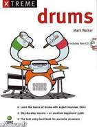 SMT Xtreme Drums Book and CD