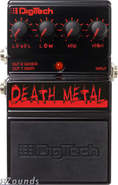 Death Metal Distortion Pedal