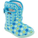 Baby Boot Blue Daisy Kids&#39;s