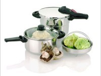6-pc. Splendid Pressure Cooker Set,