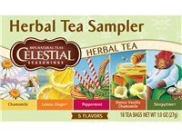 108-ct. Herbal Tea Bags, Assorted Flavors