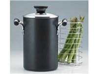 3.5-qt. Circulon Acclaim Covered Asparagus Pot wit