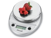 11-lb. Primo Digital Scale, Chrome