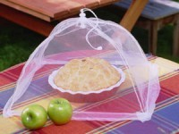 17-in. Square Food Tent