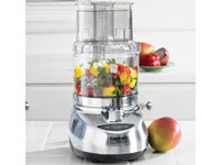 Prep 9 Food Processor, Brushed Stainless