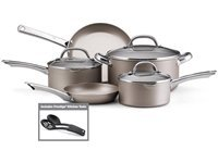 10-pc. Nonstick Premium Nonstick Cookware Set with