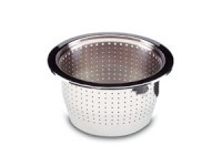 11-in. Stainless Pasta Insert