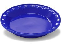 9-in. Easy As Pie Pie Dish, Indigo Blue