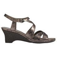 Bakers Dozen Sandals (Pewter Combo) - Women&#39;s Sand