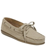 Soft Drink Shoes (Tan Fabric) - Women's Shoes - 6.