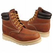 6  lace-up Boots (Rusty Tan) - Men's Boots - 12.0