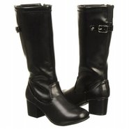 Allie Boots (Black) - Kids' Boots - 12.0 M