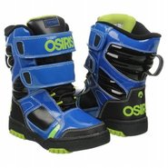 Snowslide Boots (Black/Royal/Lime) - Kids' Boots -