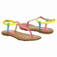 Claire Sandals (Pink/Yellow/Blue) - Kids&#39; Sandals 