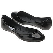 P-Heaven Shoes (Black Crinkle Patent) - Women's Sh