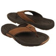 Tiverton Sandals (Brown Nubuck) - Men's Sandals -