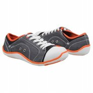 Dr. Scholl's Jamie Shoes (Navy/Orange) - Women's S