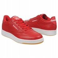 CLUB C Shoes (Red/White/Gum) - Men's Shoes - 11.0