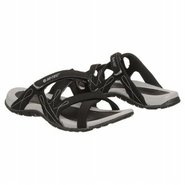Waimea Slide Sandals (Black/Cool Grey) - Women's S