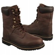 8  Lace-up Boots (Brown) - Men's Boots - 7.5 M