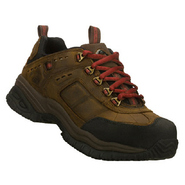 Soft Stride- Constructor Boots (Dark Brown) - Men'