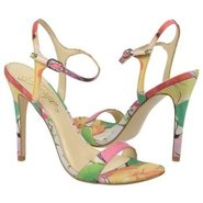 Roxane Shoes (Pink Floral) - Women's Shoes - 10.0