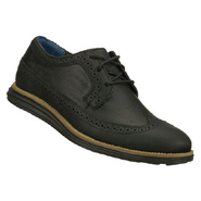 Gavin Shoes (Black Matte) - Men's Shoes - 12.0 M