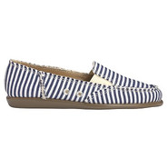 So Soft Shoes (Blue Wht Combo) - Women's Shoes - 9