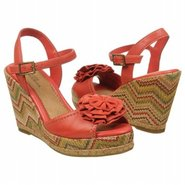 Semisweet Sandals (Coral Leather) - Women's Sandal