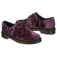 1461 3-Eye Gibson Shoes (Purple Leather) - Women's